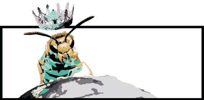 avispa reina